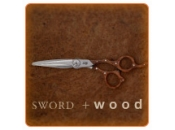SWORD with wood